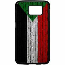 Samsung Galaxy Case with Flag of Sudan (Sudanese) Options