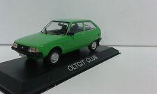 OLTCIT CLUB (CITROEN AXEL) LEGENDARY BALKAN CARS DEAGOSTINI IXO 1/43