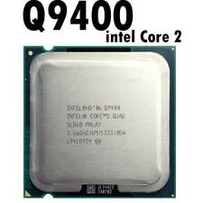 Intel Core 2 Quad Q9400 2.6 GHz Quad-Core CPU Processor 6M 95W 1333 LGA 775 RL02