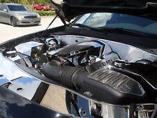 2011-2013 Dodge Charger / Chrysler 300 5.7L - Plenum Cover Plain Polished-333018