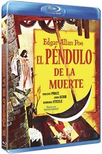 The Pit And The Pendulum (Region B) Vincent Price, John Kerr, Roger Corman NEW