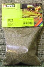 NOCH HO scale ~ SCATTER MATERIAL SMALL ~ BROWN EARTH # 08440
