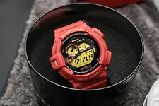 Casio G-Shock GW-9330A-4JR MUDMAN RISING RED 30TH ANNIV ATOMIC SYNC US SELLER