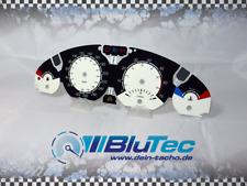 Discos de tacómetro para velocímetro bmw e46 3er 300kmh-Edition Race reverse -