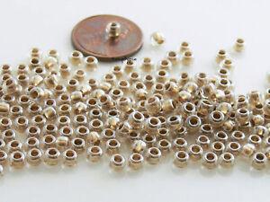 6/0 Toho Beads 10-Grams Glass Seed Beads PICK COLOR