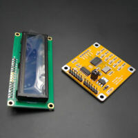 AK4113 Digital Receiver Board SPDIF to I2S Converter Softwear Control + LCD