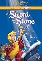 The Sword In The Stone * NEW DVD * (Region 4 Australia)