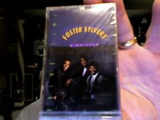 Foster Sylvers & Hy-Tech- Prime Time- new/sealed cassette tape