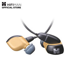 HIFIMAN RE2000 Topology Diaphragm Dynamic Driver Universal Fit IEM/earphone-gold