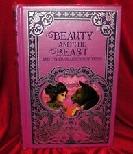 Beauty and the Beast & Other Classic Fairy Tales - Leather Bound Collectable Ed.