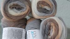 50g TAHIRA ONline 215m/ 50g NATUR Color Wolle MERINO stricken Fb 02 UVP 5,95€