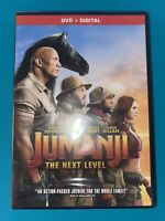 Jumanji: The Next Level (DVD, 2019) (BRAND NEW)!
