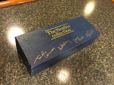 THE BEATLES COLLECTION BLUE BOX CASSETTES TCBC13 - 1982