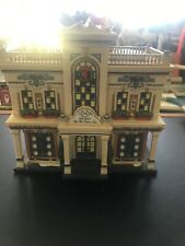 Dept 56 Christmas In The City Lenox China House Gently Used