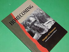 HOMECOMING - IMAGES FROM VIETNAM - Poetry Collected by Jean R. Williams - Signed
