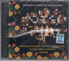 Ansamblul Folcloric National Transsilvania La 50 De Ani De Activitate NEW CD