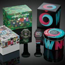 Casio G-Shock GA-2000GZ-3AER + GW-B5600GZ-1ER / + TOTE BAG / BRAND NEW UK SELLER