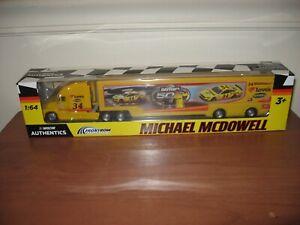 2021 Michael McDowell #34 Love's Hauler Daytona 500 Winner 1:64 Lionel Wave 3