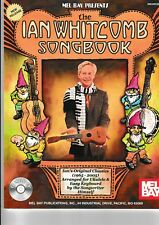 The Ian Whitcomb Songbook, arranged for Easy Ukulele, Guitar & Piano.