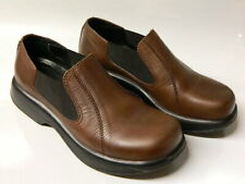 DANSKO Professional Women's Shoes Clogs Comfort Leather Brown Sz 40 9.5-10 EUC