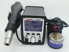 YIHUA 995D+ 2 in 1 720w SMD Soldering Station Used For Motherboard Repair Tools