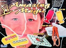 *NEW* Amazing Magic Trick Tricks Set with Instructions