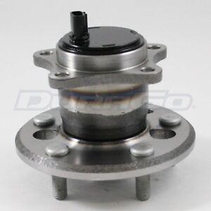 Wheel Bearing and Hub Assembly Rear Right IAP Dura 295-12207