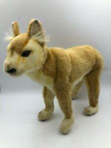 Hansa Creation Dingo Dog Zoos Victoria Plush Realistic Soft Stuffed Animal Toy