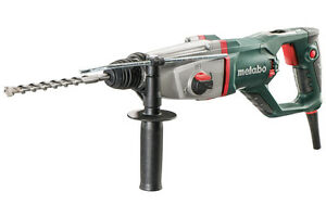 """METABO KHE-D26 KHED-26 1"""" SDS Combination Rotary Hammer 601109420"""
