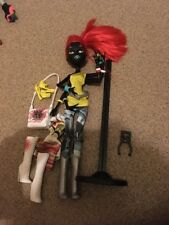 Monster High Wydowna Spider Fashion Pack Doll Complete with Accessories