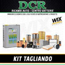 KIT TAGLIANDO FIAT SEDICI 2.0 JTD 135CV 99KW DAL 11/2009 + SELENIA WR 5W40