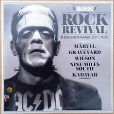 Various - Classic Rock Magazine Rock Revival CD (CD) From Issue 215