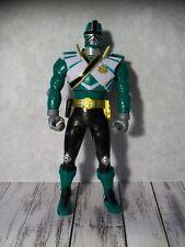 "Power Rangers, Samurai, Armor Morphin Green Ranger Action Figure 6.5"""