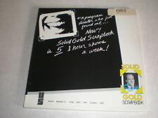 Solid Gold Scrapbook 5 LPS 12/7/87 - 12/11/87  WITH TIMING SHEETS THE BEATLES