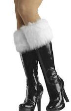 Forum Novelties Women's Sexy Santa Faux Fur Boot Cuffs