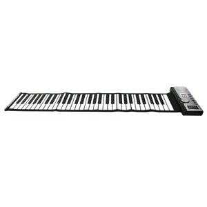 61 Keys Roll Up Midi Electronic Keyboard Piano Music Player New