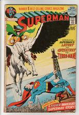 SUPERMAN #249 (Mar 1972) Good CONDITION Comic Book