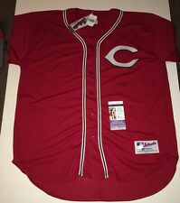 Aroldis Chapman Reds Yankees Auto Autographed Baseball 52 Jersey JSA Cert