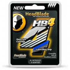 HeadBlade HB4 Four Blade Replacement Kit