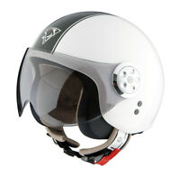 M Robert MR214 G8 Open Face Helmet **NEXT DAY DELIVERY***