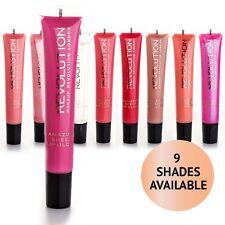 MakeUp REVOLUTION Amazing Sheer Lipgloss Tube ++Farbwahl++ NEU