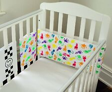 By Carla Wrap Bumper Cot Liner - Playtime - NEW
