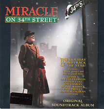 Miracle On 34th Street-1994- Original Movie Soundtrack-10 Tracks-CD