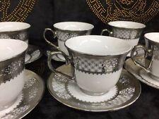Kaffeetassen & Untertassen-Sets in Größe 6