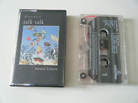 TALK TALK NATURAL HISTORY THE VERY BEST OF CASSETTE TAPE PARLOPHONE EMI UK 1990