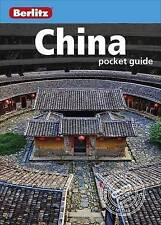 Berlitz: China Pocket Guide by APA Publications Limited (Paperback, 2016)