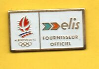 Pin's lapel pins PIN JEUX OLYMPIQUES ALBERTVILLE 92 ELIS  Olympic games JO