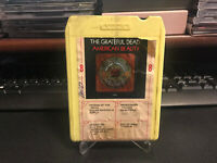 Grateful Dead 8 Track Tape - American Beauty - Warner Brothers M 81893