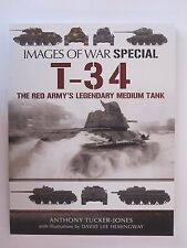 T-34 - The Red Army's Legendary Medium Tankr, 200 illustrations + color profiles