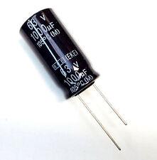 Condensatore Elettrolitico Radiale 1000uF 63V 105°C Ø16x32mm EKE